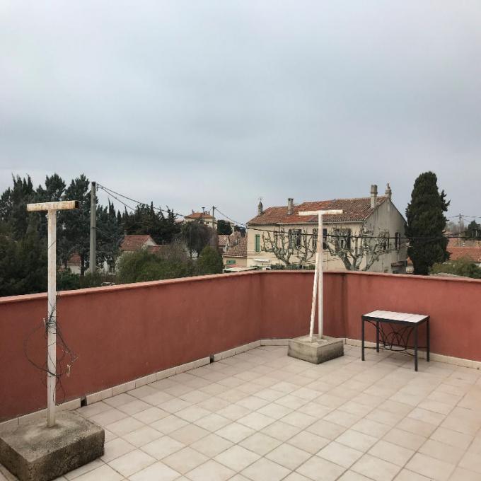 Offres de location Appartement Saint-Victoret (13730)